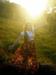 Sonne und ihre Strahlen...