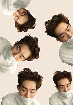 Halo halo special (wink) — Nam Joo Hyuk nude(not naked) wallpaper Asian Actors, Korean Actors, Kim Jisoo Actor, Weightlifting Fairy Kim Bok Joo Wallpapers, Jong Hyuk, Joon Hyung, Swag Couples, Nam Joohyuk, Lee Sung Kyung