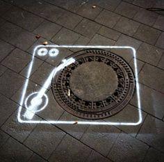 Hamburg's Kreative Künstler ❤️❤️❤️, Hamburger Streetart