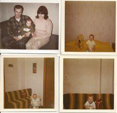 Wally, Rod & Sharon 1971, Frankfurt, GE