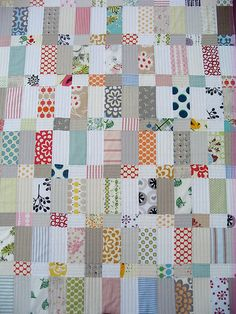 i am loving the Red Pepper Quilts...