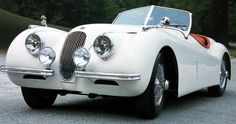 Introduced in 1948, the Jaguar XK120 truly defined the company, headed by Williams Lyons, and transformed it from being essentially being a boutique car manufacturer to a relatively major industria…