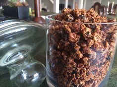 Jane's Chocolaty Gluten Free Granola | Nourished Roots