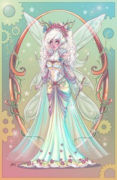 Marvelous Learn To Draw Manga Ideas. Exquisite Learn To Draw Manga Ideas. Fantasy Kunst, Fantasy Art, Art Sketches, Art Drawings, Fantasy Mermaids, Butterfly Fairy, Animation, Fairy Godmother, Fairy Art