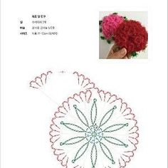 Crochet Accessories, Carnations, Crochet Flowers, Lana, Hand Knitting, Knit Crochet, My Design, Blog, Crochet Ideas