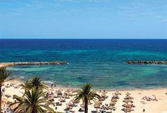 Majorca Cala Bona, the beach outside my folks apartment!