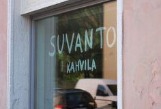 Kahvila Suvanto, Vallila, Heslinki