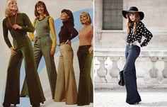 Moda Anos 70 – Décadas da Moda