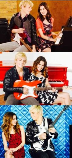 Wow ...... Laura and Ross grew a lot for the past few years