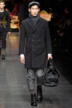 dolce & gabbana | fw2012  LOVE the outfit!