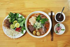 Vietnamese noodles extremely inspire food lovers to discover the signature taste they make up. — Medium