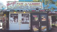 Eat At Harry's Cafe De Wheels