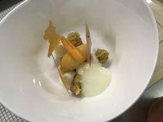 Goats Milk, Mascarpone, Rosemary, Apricot, Olive