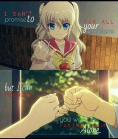 You are never alone in this world =) Anime: Charlotte Chica Anime Manga, Me Anime, Anime Life, Charlotte Anime, Sad Anime Quotes, Manga Quotes, Anime Friendship, Auryn, A Silent Voice