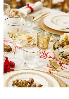 White & Gold - Natale | Zara Home Italia