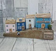 Check out this item in my Etsy shop https://www.etsy.com/uk/listing/575926234/marine-art-driftwood-art-driftwood-house