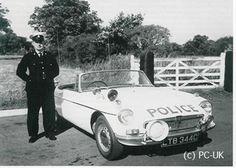 MGB Police Cars : MGB & GT Forum : MG Experience Forums : The MG Experience