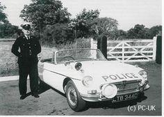 county duty MGB 1965