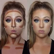 Easy contouring for beginners Image 1 - Makeup Secrets makeup kit, . Easy contouring for beginners Image 1 - Makeup Secrets makeup case, # MAKEUP # Secrets # TutorialfürGesichtsmakeup <-> Easy Contouring, Contouring For Beginners, Makeup Contouring, Contouring And Highlighting, Skin Makeup, Makeup Brushes, How To Contour For Beginners, Highlighter Makeup, Contouring Tutorial