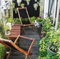 4 tips voor optimaal genieten in de zon op een super klein balkon - Roomed | roomed.nl