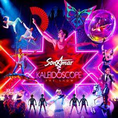 """Kaleidoscope"" Son Amar's 2015 show"
