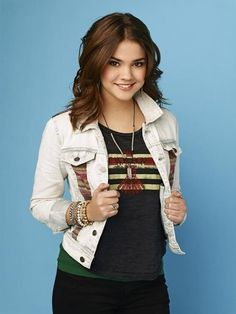 Maia Mitchell - The Fosters I wish my hair could do this