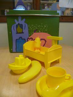 Bilder från arbetet med Babblarna våren 2013 - Hallsbergs kommun Autism, Inventions, Toy Chest, Preschool, Education, Toys, Creative, Matte, Inspiration
