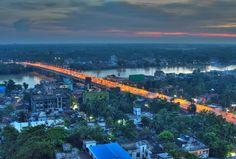Royal Paulআমার শহর-৪ (কাজীবাজার সেতু,সিলেট) — in Sylhet, Bangladesh.