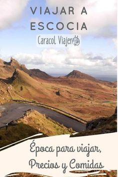 ¿Qué cuesta Escocia? ¿Que itinerario es mejor? ¿Qué comer? #Escocia #Highlands