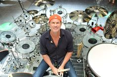 Chad Smith (Red Hot Chili Peppers) another one of my favs