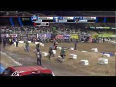SX US - LA 2012 - 450 Final - 1/2