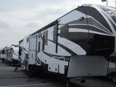 $72,995 - New 2015 Dutchmen Voltage Fifth Wheel Toy Haulers For Sale In Harrisburg, PA - HAR556622 - Camping World
