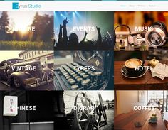 Cyrus Studio - free bootstrap portfolio theme is specially designed for the digital agencies that focus directly on portfolio showcase.All the Themes. Bootstrap Template, Vintage Hotels, Free Website Templates, Buisness, Studio, Digital, Creative, Wordpress, Design