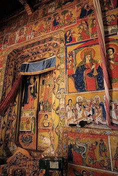 door to the holy of holies by Welcome to the lizopedia, via Flickr  Ethiopia