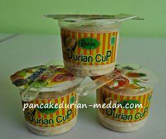 pancake durian cup asli medan di bandung