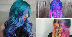 ¡Auch! 6 cosas que casi nadie te dice sobre pintarte el cabello de un color FANTASÍA - IMujer