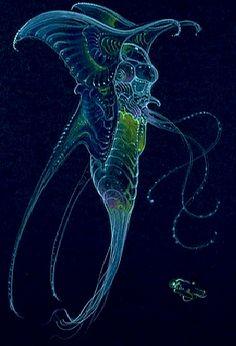 Moebius - Martian wildlife - Google 搜尋