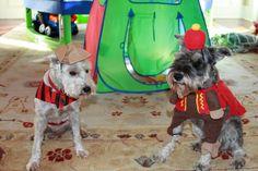 Baxter & Bentley  #patients #nfah #costumecontest