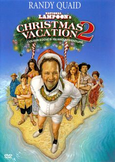 National Lampoon's Christmas Vacation 2, Cousin Eddie's Island Adventure