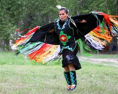 Native American Dancer by Lloyd Record.