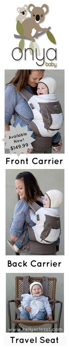 Onya Baby Cruiser Baby Carrier #babywearing http://www.kellyscloset.com/The-Onya-Baby-Cruiser_p_4719.html