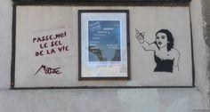 #MissTic Street Art Arles  Théâtre de la Calade