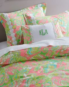 Our Sister Florals Duvet Collection now comes in Chin Chin!