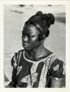 235 Best Vintage Afro Textured Hair Images African Hairstyles