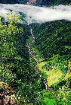 Svaneti by Badri Vadachkoria