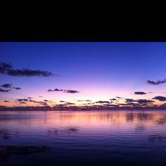 Sunrise in Miami, Fl