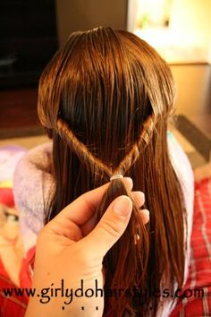 check out this blog of hair styles...for kids...because children's hair dos just suit my fine hair better...!
