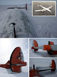 abandoned constellation pegasus field antarctica - http://www.urbanghostsmedia.com