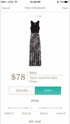 Love this color of this dress! Stitch fix renee c reyna knit maxi dress Stitch Fix Maxi, Stitch Fix Outfits, Stitch Fit, Stitch Fix Stylist, T 4, Style Me, Style Inspiration, Style Ideas, Clothes