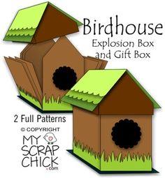 Box Explosión Birdhouse: pincha para ampliar